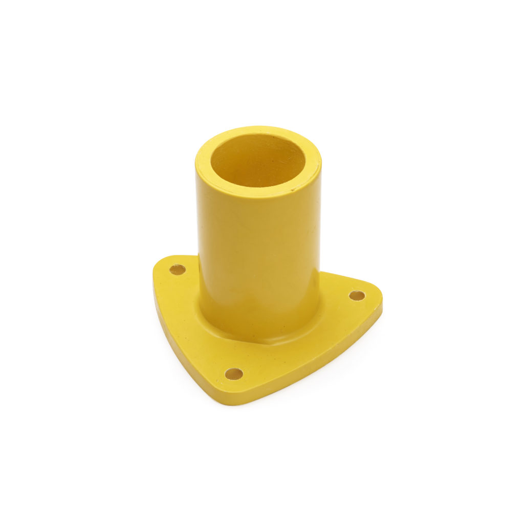 Handrail Base Foot Component