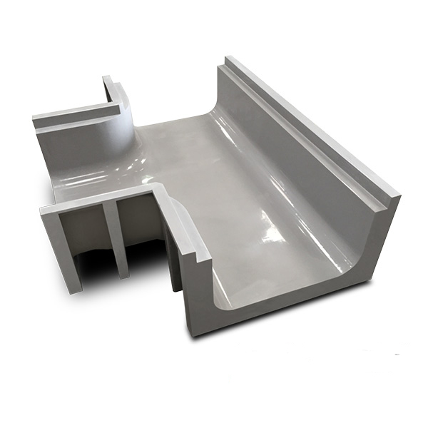 GRP Trenchlite T Trough